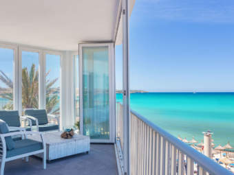 Top class frontline apartment with breathtaking views