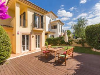"Luxury terraced villa at the golf course of Camp de Mar ""Golf d'Andratx"""