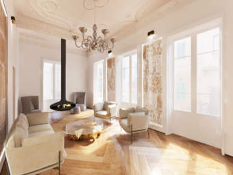 Captivating apartment in the old town close to Plaza Major